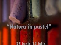 Natura în pastel, prezentată de Mica Sasu