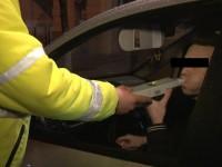 Polițiștii au suspendat 15 permise de conducere într-o singură zi. Opt au fost pentru alcool