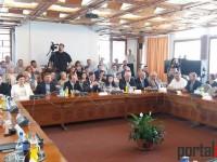constituire Consiliul Judetean Satu Mare2