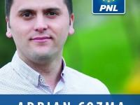 Adrian COZMA: Adevărata schimbare în Satu Mare va fi liberală (INTERVIU)