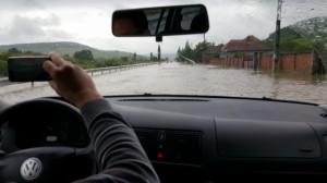 inundatii satu mare cluj