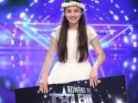 Câștigătoarea de la Românii au Talent are origini în Satu Mare. Cine este fetiţa care a luat 120.000 de euro
