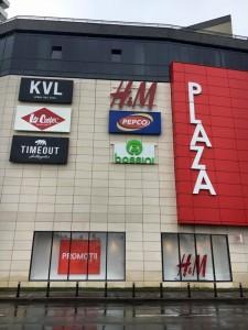 satu mare shopping plaza