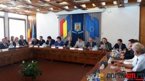 sedinta constituire Consiliul judetean Satu Mare