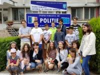 Un grup de 20 de copii sătmăreni, într-o Tabără Internațională de Circulație
