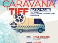 """Caravana TIFF: """"Câini"""", câștigătorul Trofeului Transilvania, proiectat la Satu Mare"""