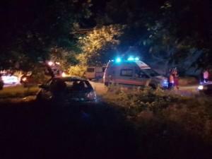 Femeie rănită într-un accident rutier. Vinovată, o tânără șoferiță