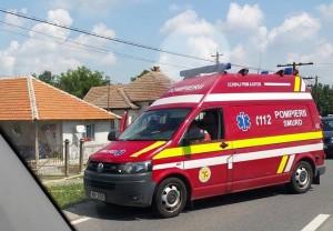 Două accidente în Carei. Victimele au ajuns la spital