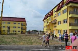 Proiectele Primăriei Satu Mare: blocuri ANL, Hotel Sport, drumuri