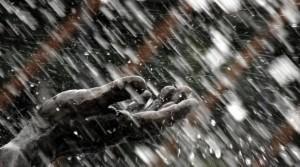 ploaie cu grindina