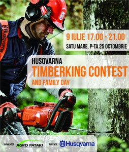 timberking contest