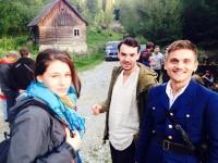 Ioana Chereji, Andrei Stan, Csaba Marosan