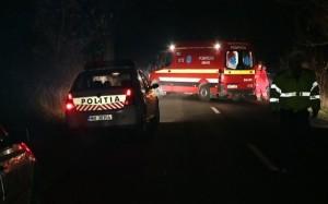 Accident grav lângă Satu Mare. Bărbat lovit de un autobuz