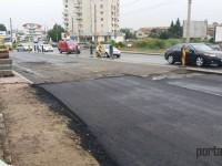 asfaltare podul decebal (1)