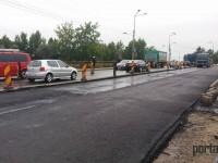 asfaltare podul decebal (2)