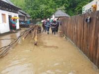Cod galben de inundații în Satu Mare