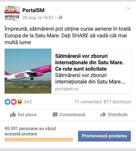 portalsm facebook wizz air