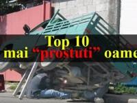 """Top 10 cei mai """"prostuți oameni"""" (VIDEO)"""