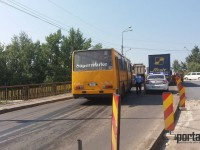 trafic blocat pod decebal (10)
