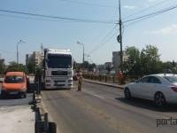 trafic blocat pod decebal (4)