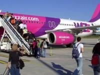 Topul preferințelor. Sătmărenii vor zboruri Wizz Air spre Roma, Paris și Londra