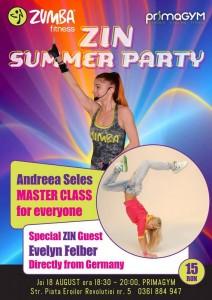 zin summer party