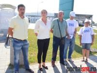 Sindicaliștii la poarta Draxlmaier: Să lupte și angajații pentru salarii