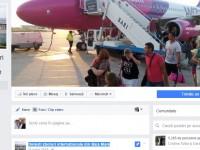 Maramureșenii vor să mute zborurile Wizz Air de la Satu Mare la Baia Mare