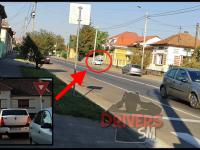 Atenție șoferi! Mașini de poliție neinscripționate pe străzile Sătmarului (FOTO)