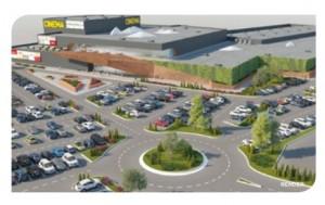 Mallul NEPI Satu Mare se deschide în 2017. Anunţul dezvoltatorilor imobiliari