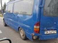 Este incredibil cu ce se circulă pe drumurile Sătmarului. Culmea, are ITP valabil (FOTO)