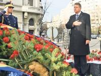 Reguli noi. De Ziua Armatei Române se pune o singură coroană cu 300 de flori