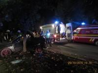 Primele imagini de la accidentul mortal de pe Inăului (FOTO)