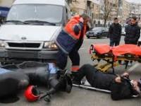 Accident cu două victime la Satu Mare. Vinovat: un șofer neatent