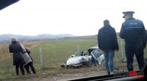 Polițiștii au descoperit cum s-a produs accidentul mortal din Oaș