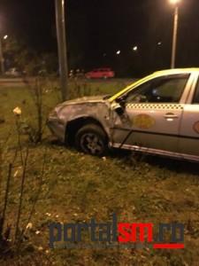 Ce spun polițiștii despre cel care a furat taxiul din Satu Mare
