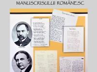 Manuscrisul Românesc, prezentat într-o expoziție la Muzeul Județean
