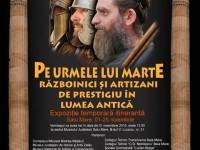 Războinicii antici, prezentați la Muzeul Județean Satu Mare