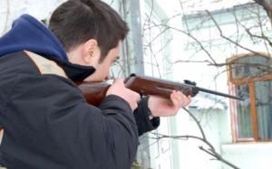 Arme confiscate de polițiști la Satu Mare. Care a fost motivul