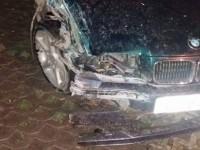 Acesta este BMW-ul. Şoferul care a provocat accidentul de la Carei, prins (FOTO)