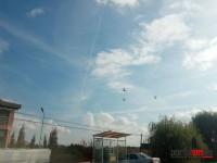 Elicoptere PUMA la Satu Mare (FOTO)