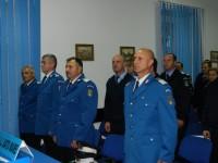 Jandarmi pensionați la Satu Mare. Ce le-au transmis colegii (FOTO)