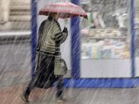 Vremea se răcește la Satu Mare. Este posibil să cadă lapoviță