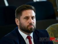 Marius Meghişan este noul director al DSP Satu Mare