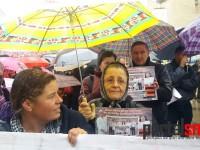 Miting împotriva căsătoriilor gay la Satu Mare (FOTO& VIDEO)