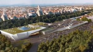 Centru comercial imens la Satu Mare. Despre ce e vorba