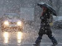 Cod galben de ninsoare la Satu Mare. Avertizarea meteorologilor