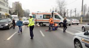 "Accident grav pe ""Șoseaua Morții"". O femeie a ajuns la spital"