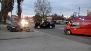 Accident deosebit de grav. Se întorceau de la o nuntă din Satu Mare (FOTO)