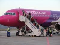 Avion Wizz Air lovit pe Aeroportul Cluj Napoca. Pasageri panicați